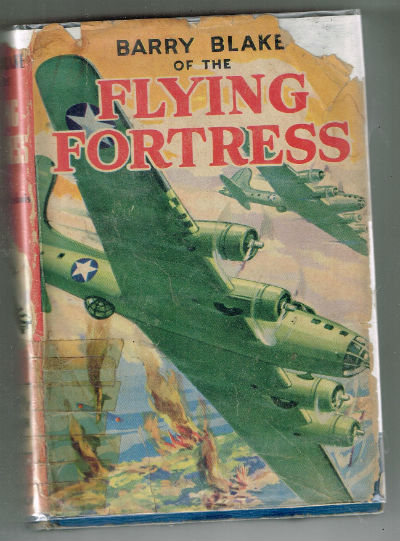 Image for Barry Blake of the Flying Fortress: Fighters for Freedom Series