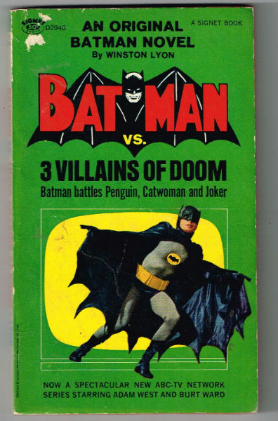 Image for Batman VS 3 Villains of Doom