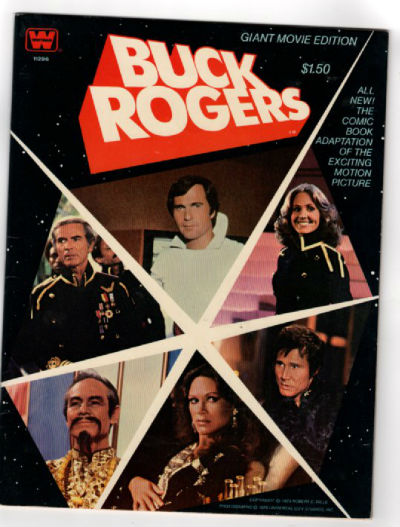 Image for Buck Rogers Giant Movie Edition