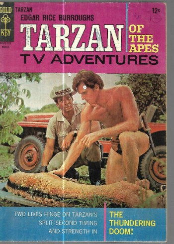 Image for Tarzan #165