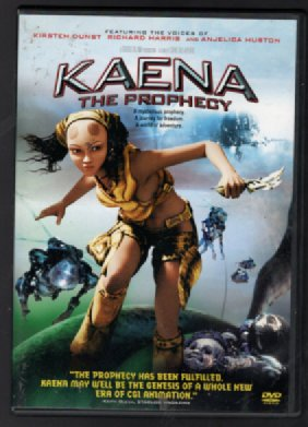 Image for Kaena:The Prophecy