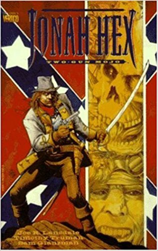 Image for Jonah Hex: Two Gun Mojo (DC Comics Vertigo) Paperback – October, 1994  by Joe R. Lansdale  (Author)