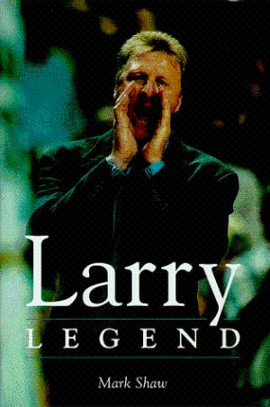 Image for Larry Legend-signed by author