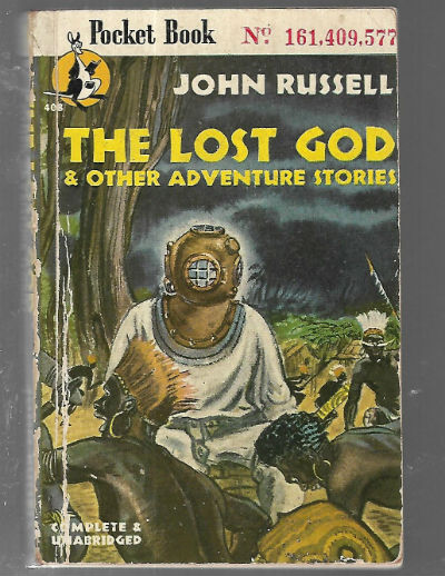 Image for The Lost God and Other Adventure Stories