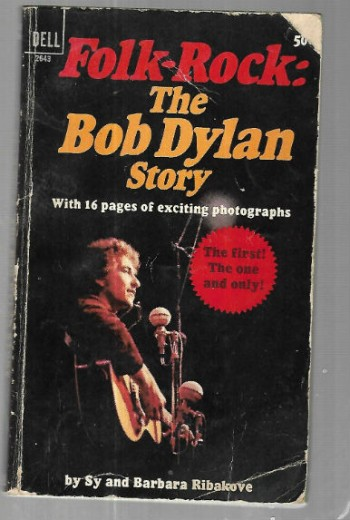Image for Folk-Rock: The Bob Dylan Story