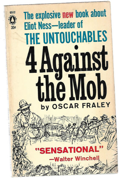 Image for  4 Against the Mob