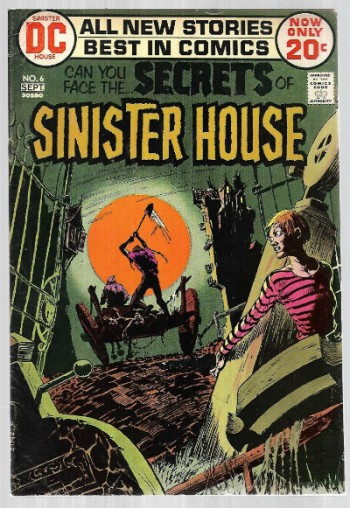 Image for Secrets of Sinister House #6