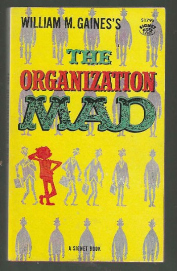 Image for The Organization Mad