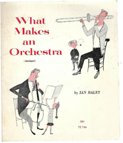 Image for What Makes an Orchestra