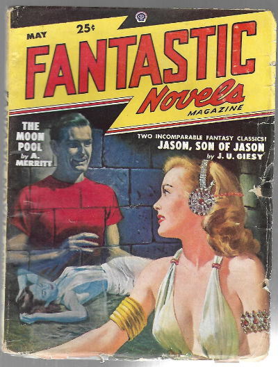 Image for Fantastic Novels Magazine, May 1948