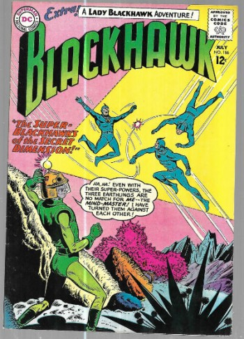 Image for Blackhawk #186