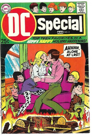 Image for DC Special #2,Melvin,Binky,Candy and more..