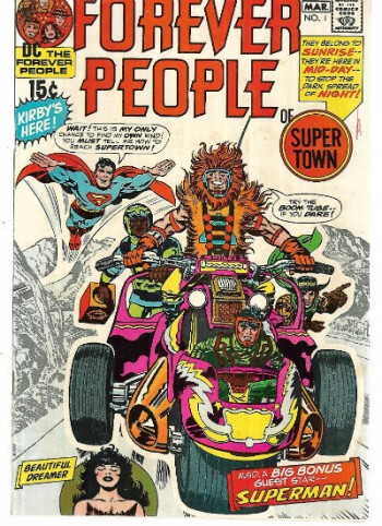 Image for Forever People #1
