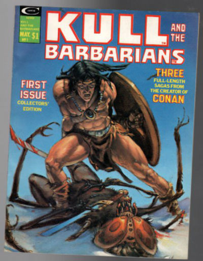 Kull and the Barbarians 1