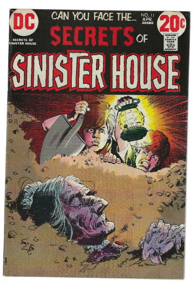 Image for Secrets of Sinister House #11