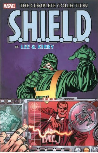 Image for S.H.I.E.L.D. by Lee & Kirby: The Complete Collection Paperback – October 20, 2015  by Stan Lee (Author), Jack Kirby (Illustrator)
