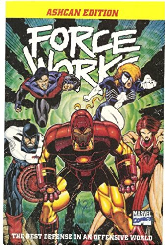 Image for Force Works Ashcan Edition Comics – 1994