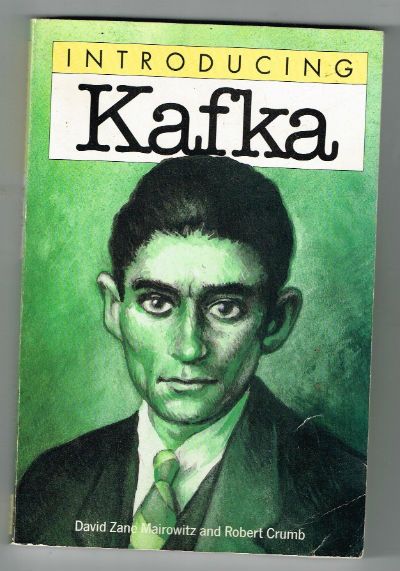 Image for Introducing Kafka;R.Crumb