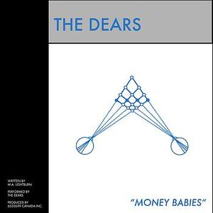 "Image for Dears, The ‎– Money Babies  Label:  Dangerbird Records ‎– DGB033-1S  Format:  Vinyl, 7""  Country:  UK  Released:  2008  Genre:  Rock  Style:  Alternative Rock, Indie Rock"