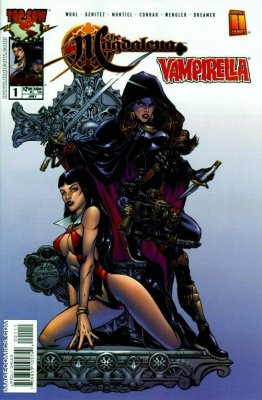 Image for The Magdalena / Vampirella  One-Shot  Top Cow Imprint of Image Comics