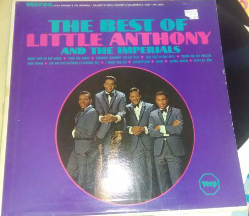 Image for the Best of Little Anthony and the imperials