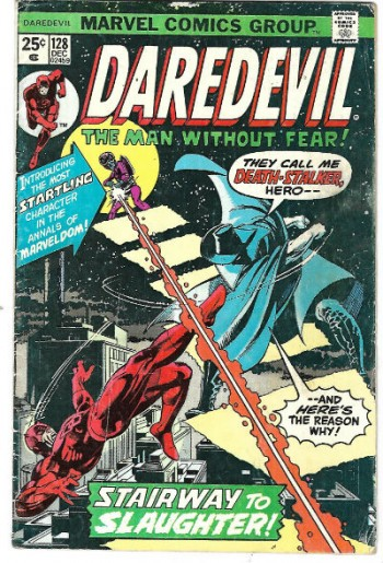Image for Daredevil (1975 1st Series) #128