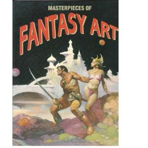 Image for Masterpieces of Fantasy Art