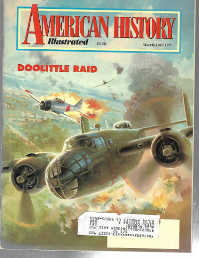 "Image for AMERICAN HISTORY ILLUSTRATEd""DOOLITTLE'S RAID"""
