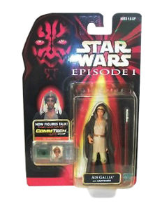 Image for Hasbro Star Wars Episode 1 Adi Gallia Action Figure