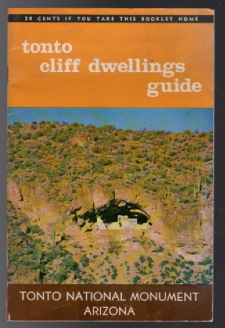 Image for Tonto Cliff Dwellings Guide: Tonto National Monument Arizona
