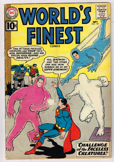 Image for WORLD'S FINEST COMICS #120