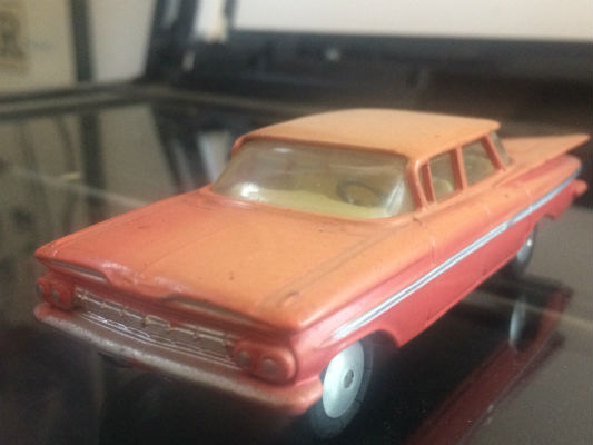 Image for Corgi Chevy Impala 1:43  no box