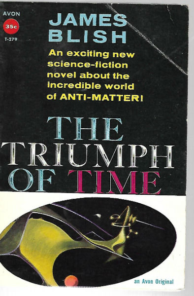 Image for The Triumph of time