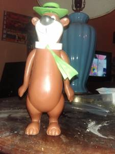 Image for Yogi BeaR ACTION FIGURE