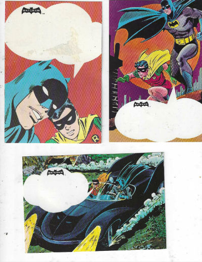 Image for Batman Postcards:Write your own Bat Message!:Lot of 8 (of 8)(series 2)