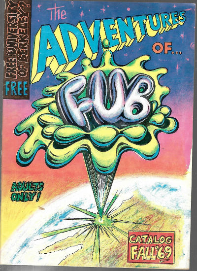 Image for The Adventures of Fub #1 Catalog fall'69