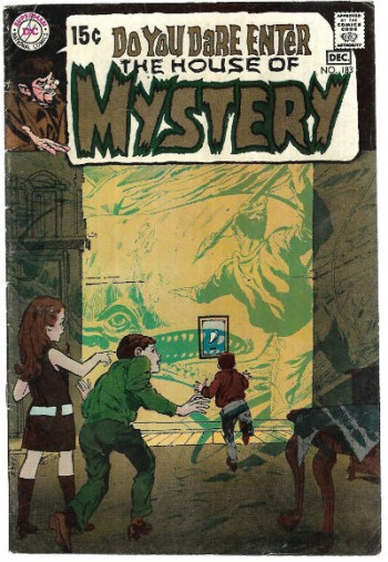 Image for The House of Mystery #183