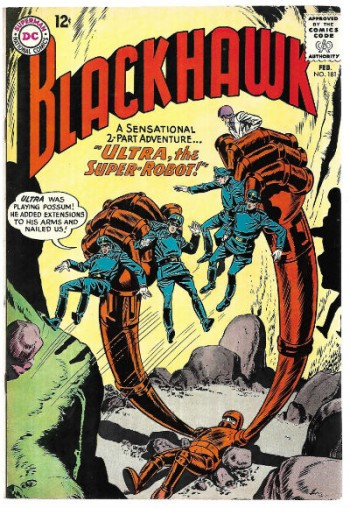 Image for Blackhawk #181