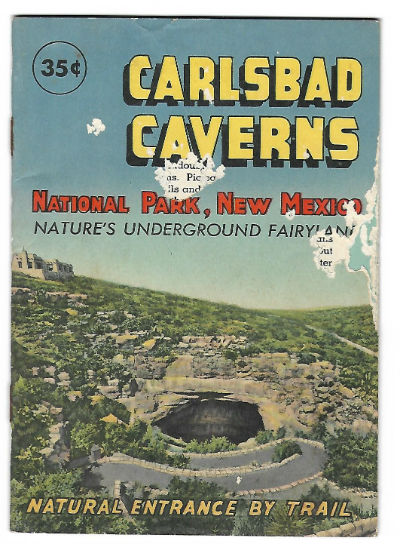Image for Carlsbad Caverns,National park,New Mexico