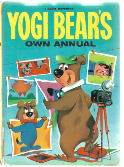 Image for Yogi Bears own annual-1967
