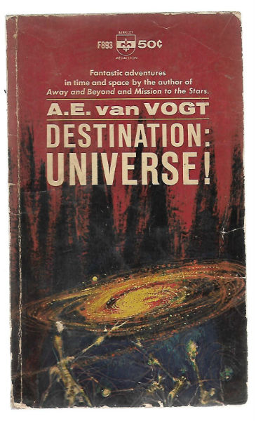 Image for Destination Universe