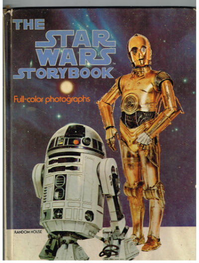 Image for Star Wars trilogy by Random house plus Star Wars: Questions & Answer book about Space.Big picture books full of Photographs