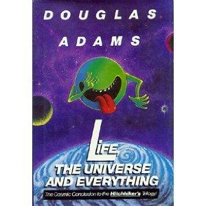 Image for Life The Universe and Everything-signed by Douglas Adams