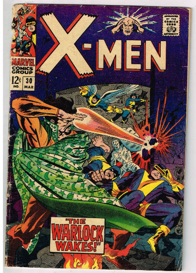 Image for UNCANNY X-MEN #30    1966| VOLUME 1 | MARVEL