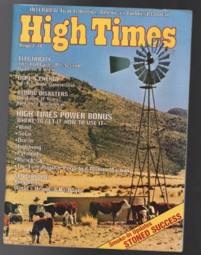 Image for High Times,Aud.1978