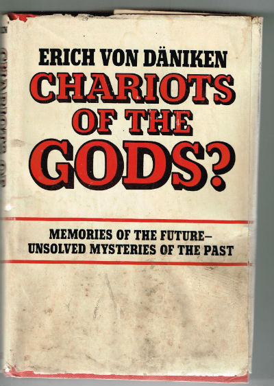 Image for Chariots of the Gods?
