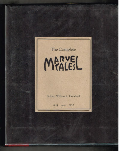 Image for Marvel Tales