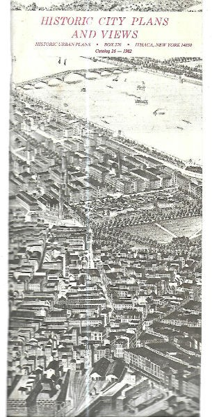 Image for Historic City Plans and views-Cat.26-1982