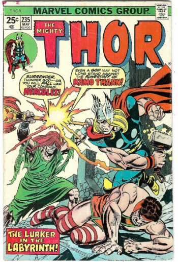 Image for Thor #235