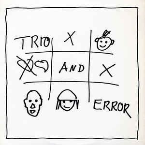 Image for Trio; Trial and Error